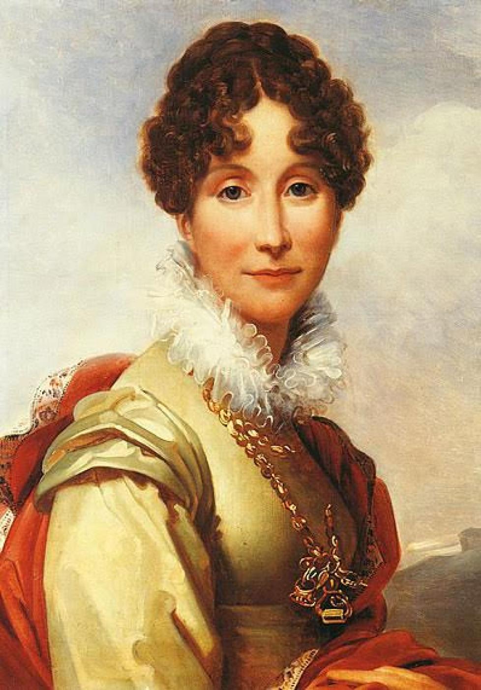 Conférence de Dominique Paoli sur Madame Adelaïde