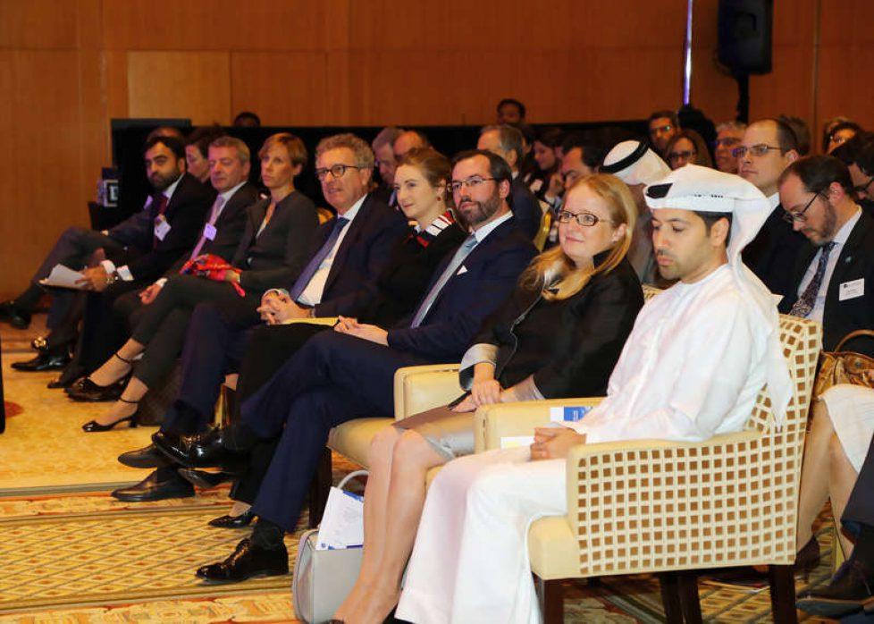 Guillaume et Stéphanie de Luxembourg à Oman et aux Emirats Arabes Unis