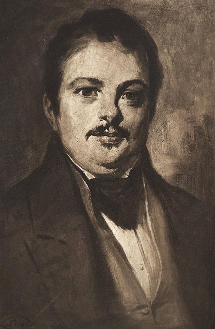 1 Balzac idéalisé par Allen St-John en 1899