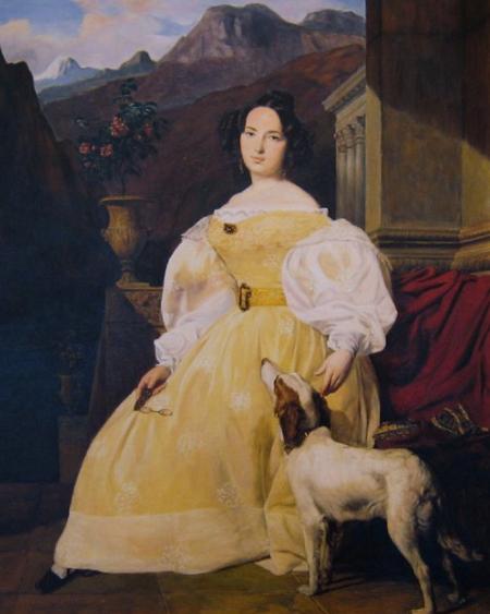 1 EH par Ferdinand Georg Waldmüller en 1835