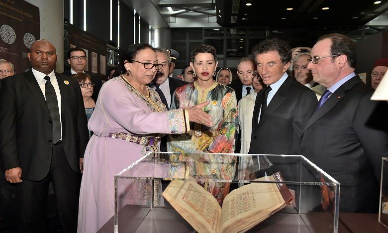 Lalla meryem du maroc l 39 institut du monde arabe paris noblesse amp - Institut du monde arabe maroc ...