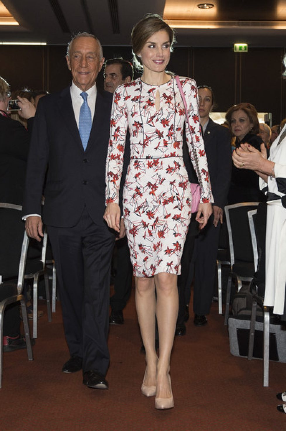 Queen+Letizia+Spain+Attends+Forum+Against+N8rFNWsUpxwl