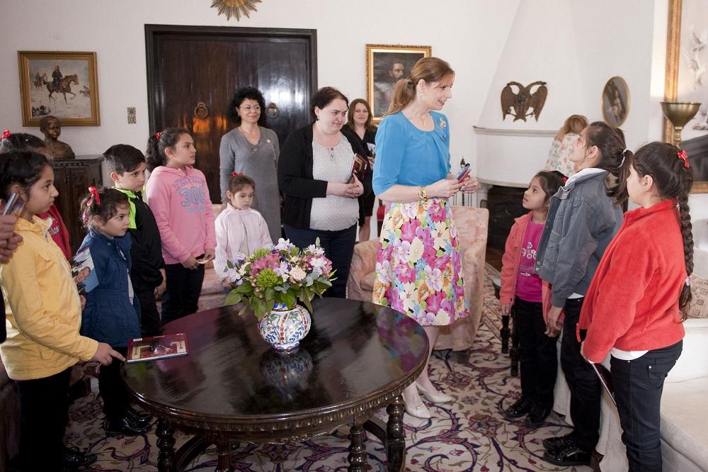 Vizita-copiilor-Organizatiei-Umanitare-Concordia-la-Palatul-Elisabeta1martie2017-foto-Daniel-Angelescu-11