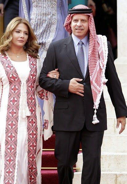 2eme Fils Pour Le Prince Faisal Et La Princesse Zeina De Jordanie Noblesse Royautes