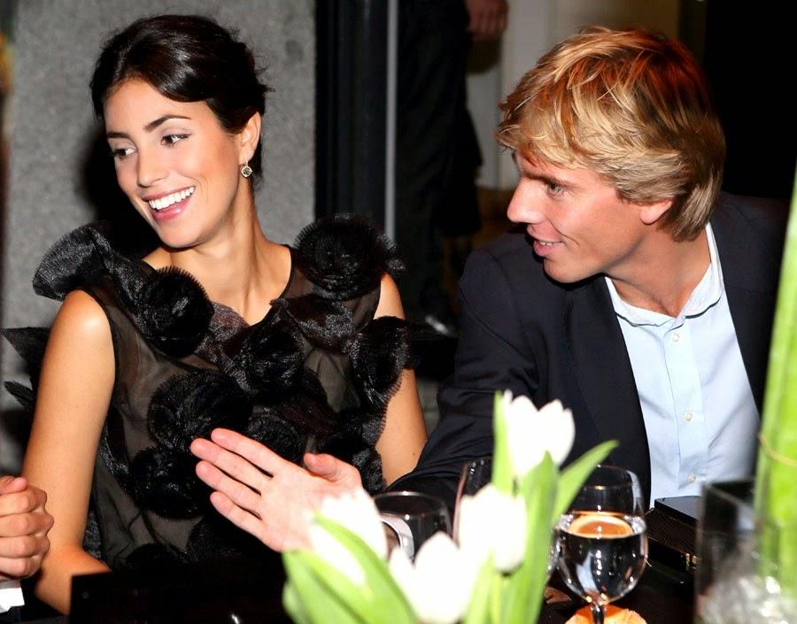 75the party-Alessandra de Osma and H_R_H_ Prince Christian of Hanover nover_,jpg