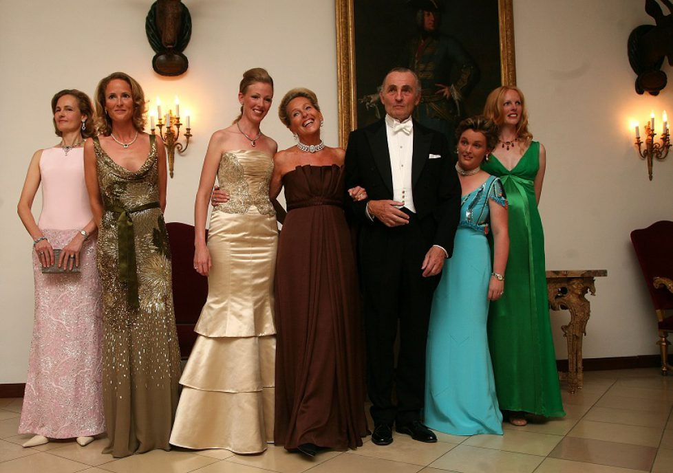 Bridal Soiree Duchess Maria Anna In Bayern