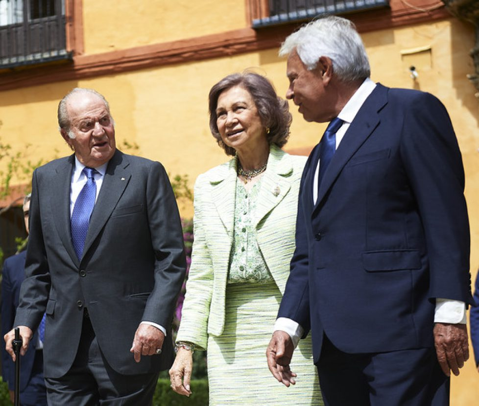 King+Juan+Carlos+Queen+Sofia+Attends+25th+ChLFDuVanUrl