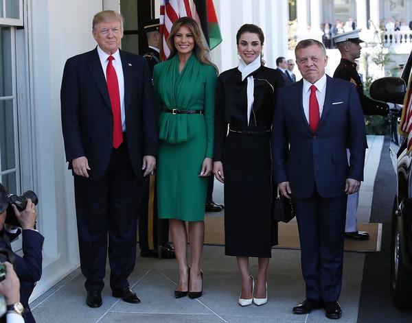 President+Trump+First+Lady+Welcome+Jordan+6pEy9ADTi7Xl