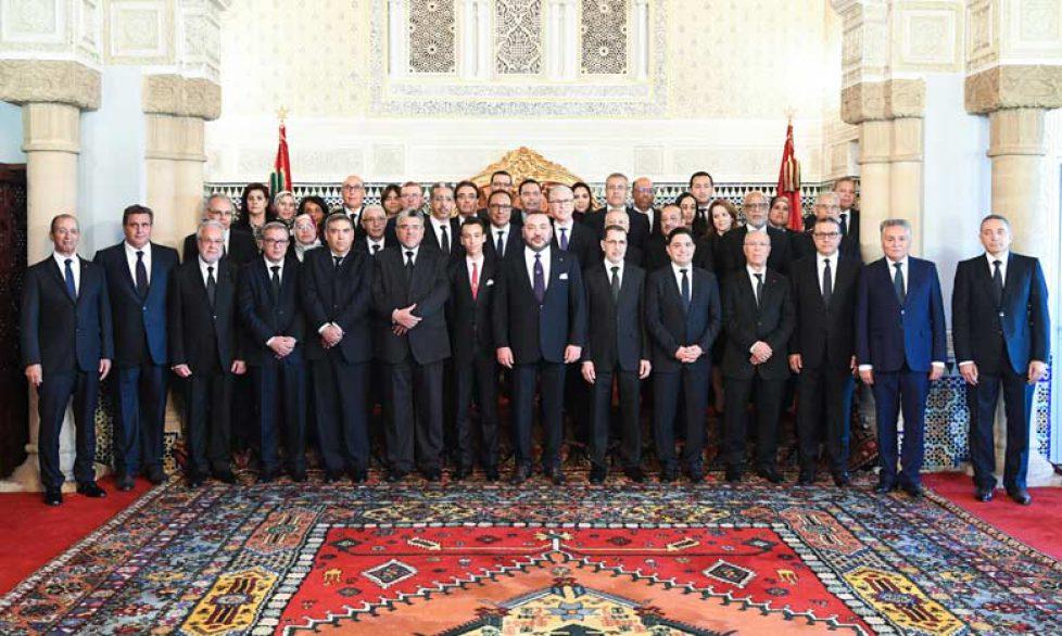 SM-le-Roi-et--les-membres-gouvernement