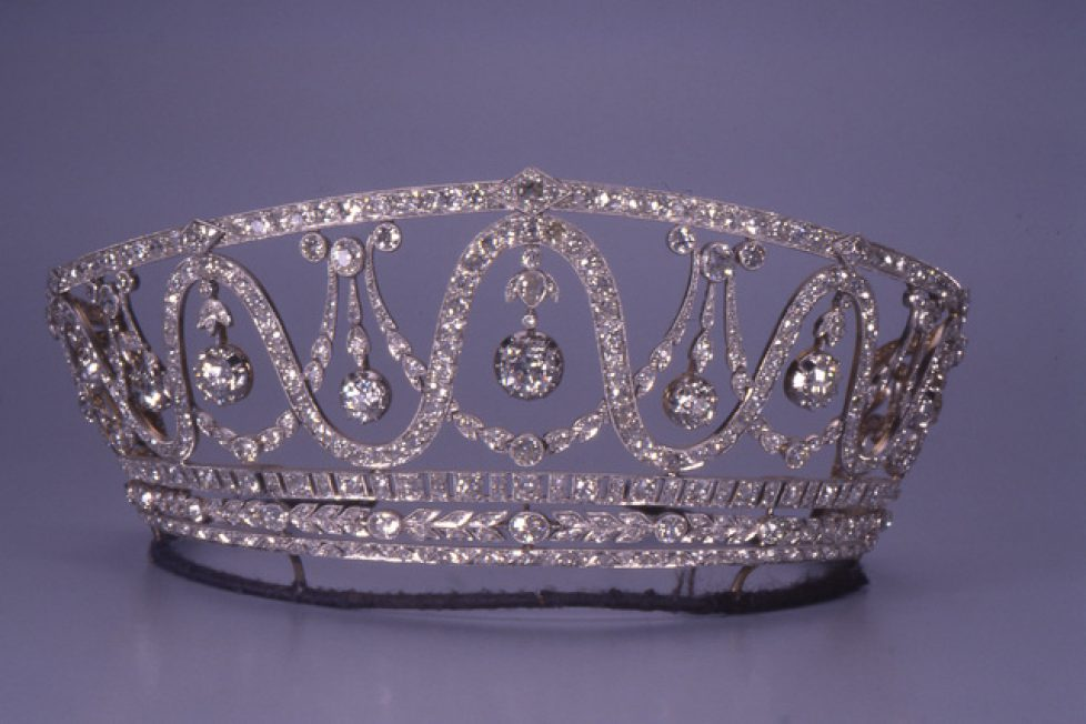 Germany Tiara Stolen