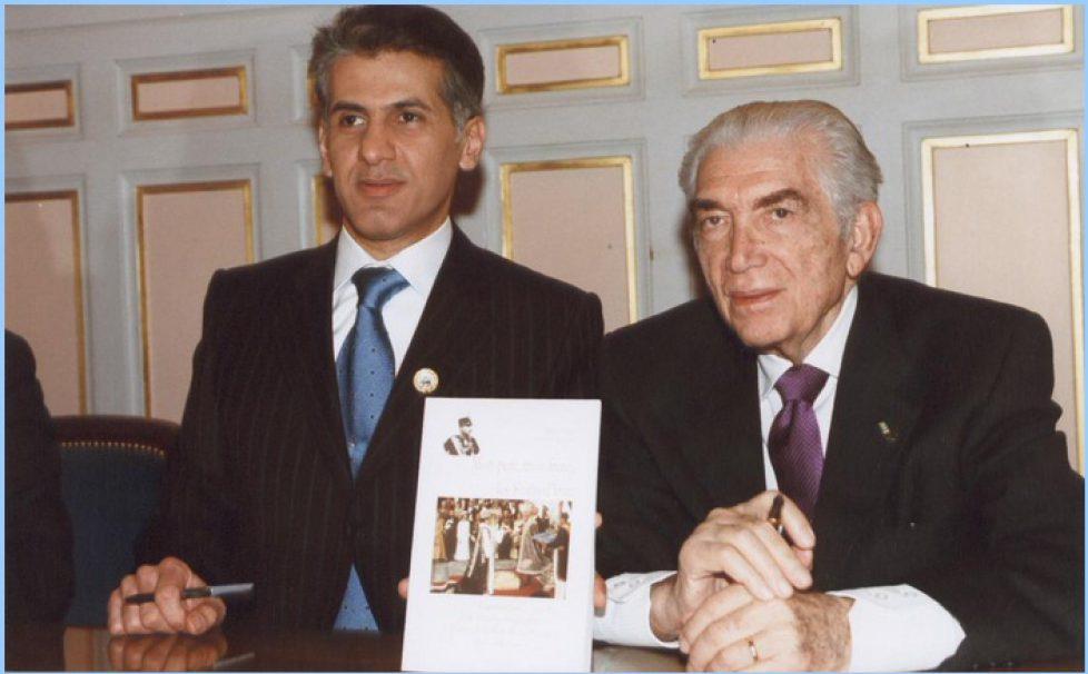 Gholam-Reza-Pahlavi_R_Iman_Ansari_L_Nice_2007