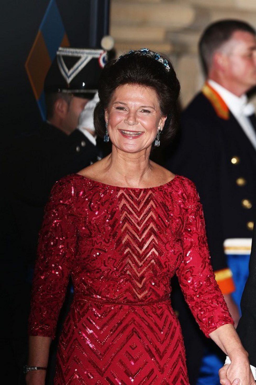 Princess-Margaretha-of-Liechtenstein-Wearing-Elie-Saab-At-The-Pre-Wedding-Gala-Dinner-in-Luxembourg-2