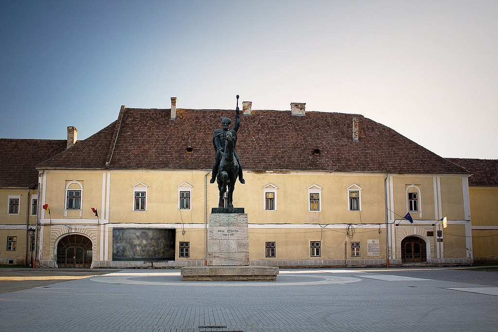Transylvanian-Princes-Palace-in-Alba-Iulia