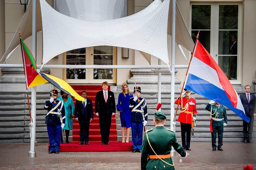bezoek-president-mozambique