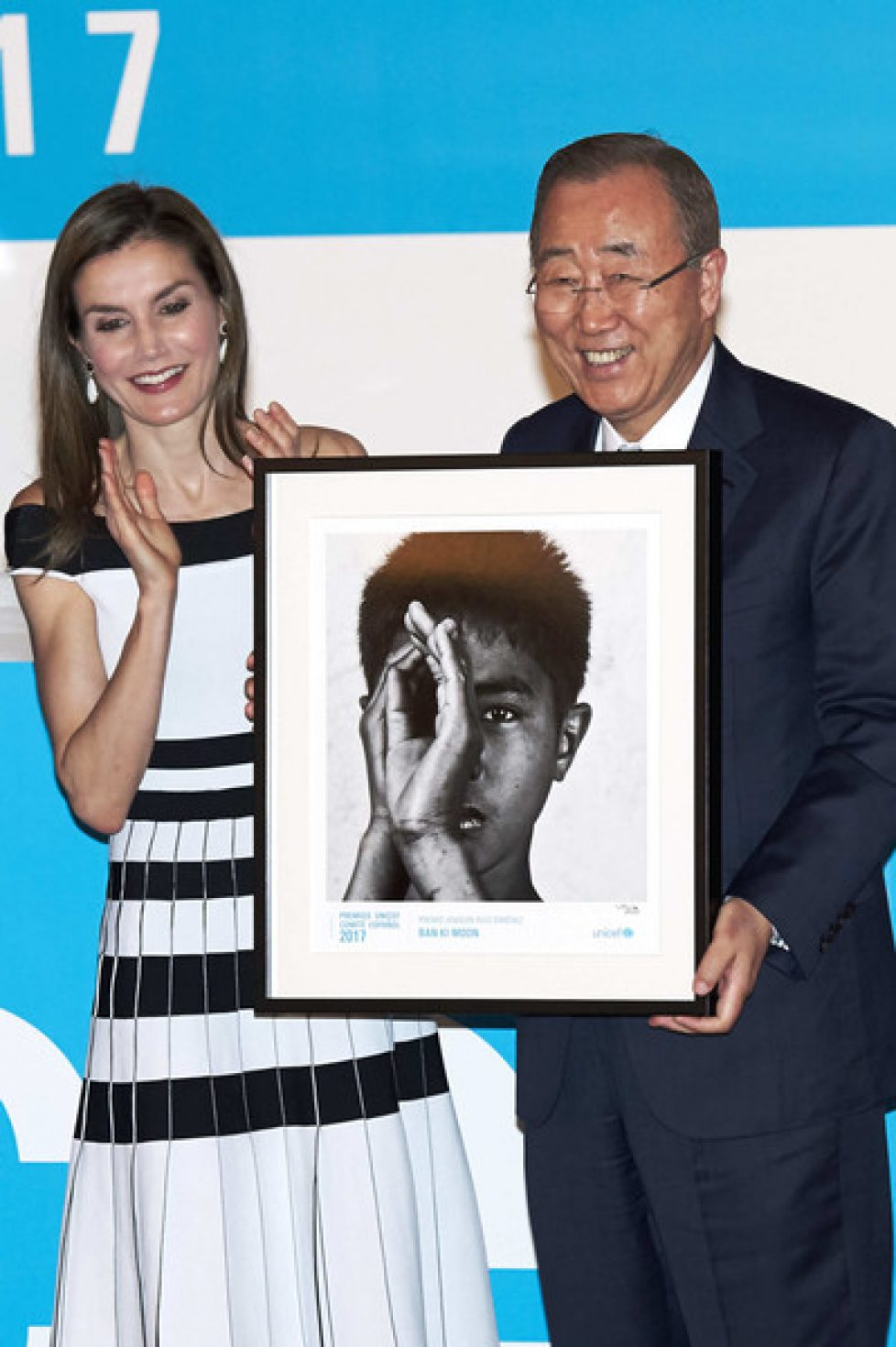 Spanish+Royals+Deliver+UNICEF+Awards+2017+sw001tEadnEl