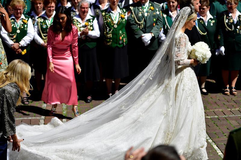 Bien-aimé Mariage du prince Ernst August de Hanovre - Noblesse & Royautés DF83