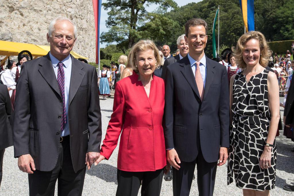 Staatsfeiertag 2017 in Vaduz