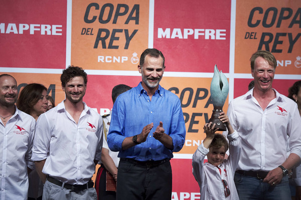 36th+Copa+del+Rey+Mapfre+Sailing+Cup+Awards+nHLyvUppWehl