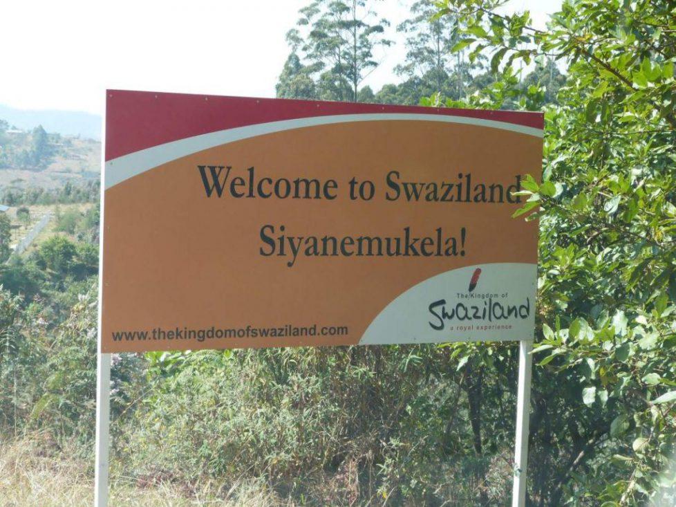 welcom swaziland