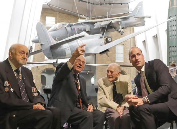 Duke+Cambridge+Visits+Imperial+War+Museum+OLG-qLrQ3x1l