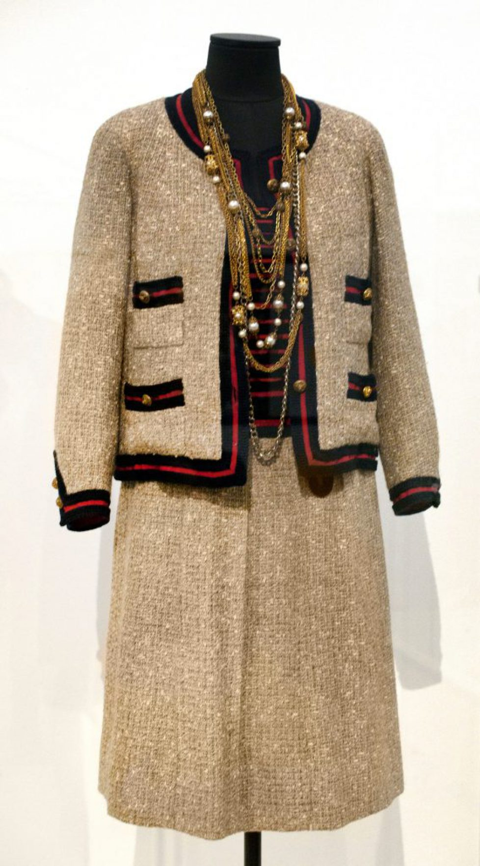 Gabrielle 1960 The garment worn by Queen Paola of Belgium Coco Chanel 1883 ? 1971 French fashion designer
