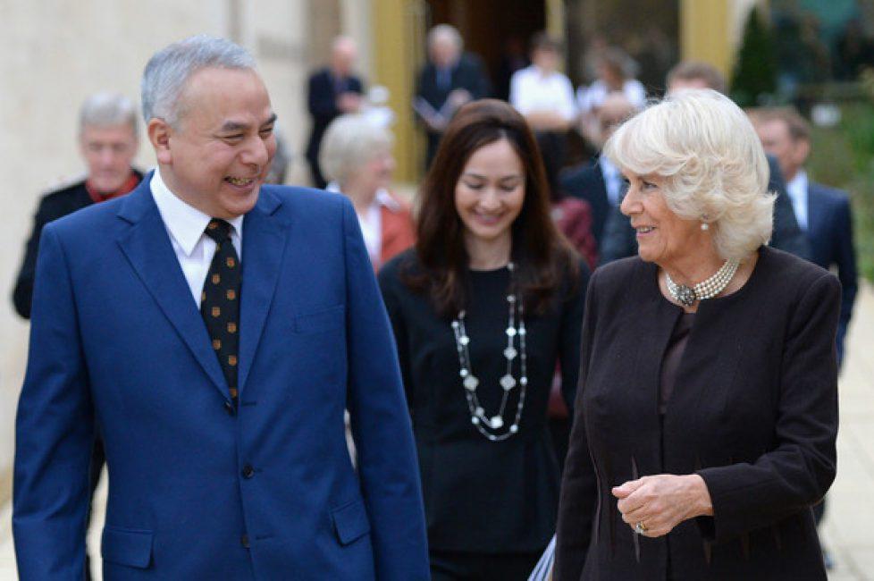 Duchess+Cornwall+Visits+Worcester+College+QJxoAs0gQJzl