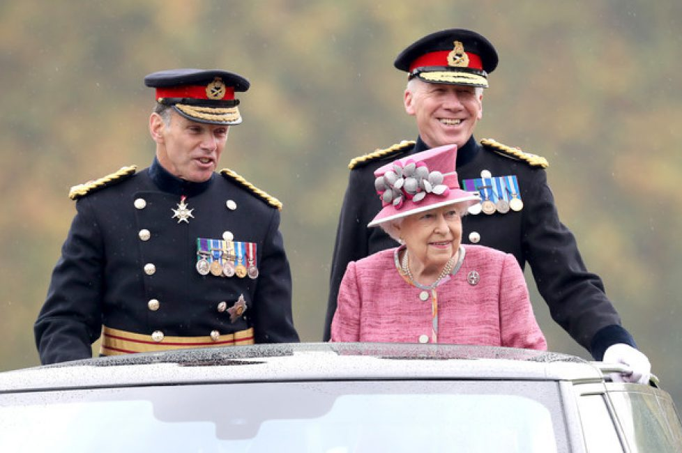 Queen+Attends+King+Troop+70th+Anniversary+McVgzacraLLl