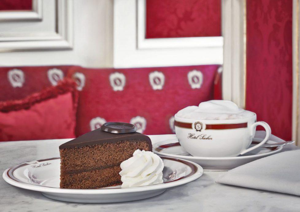 Original Sacher-Torte © Hotel Sacher