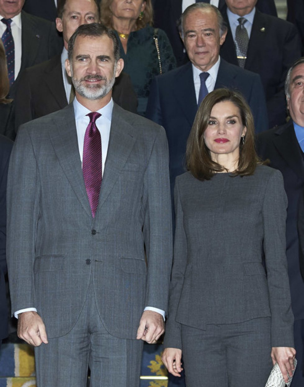 Spanish+Royals+Attend+Meeting+National+Library+biTZiheFIIZl