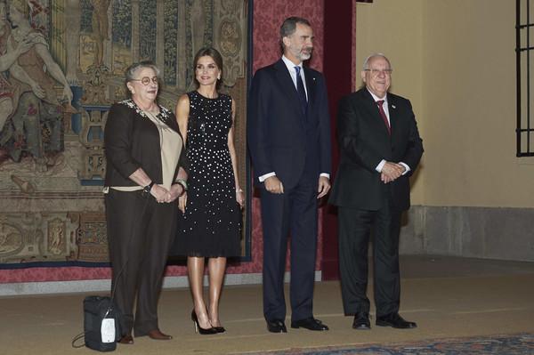Spanish+Royals+Host+Honor+Reception+Israel+P0KrJV4BfsOl