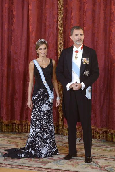 Spanish+Royals+Host+Official+Dinner+Israel+0hv0U6uuUGHl