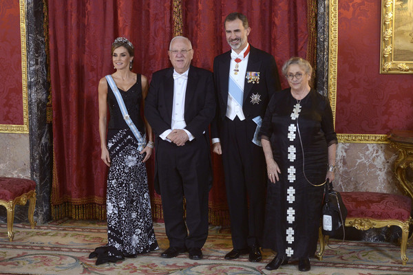 Spanish+Royals+Host+Official+Dinner+Israel+Sij9s38xkuQl