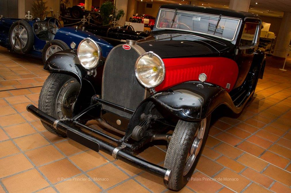 Exposition bugatti la collection de voitures du prince - Comptoir de la voiture de collection ...