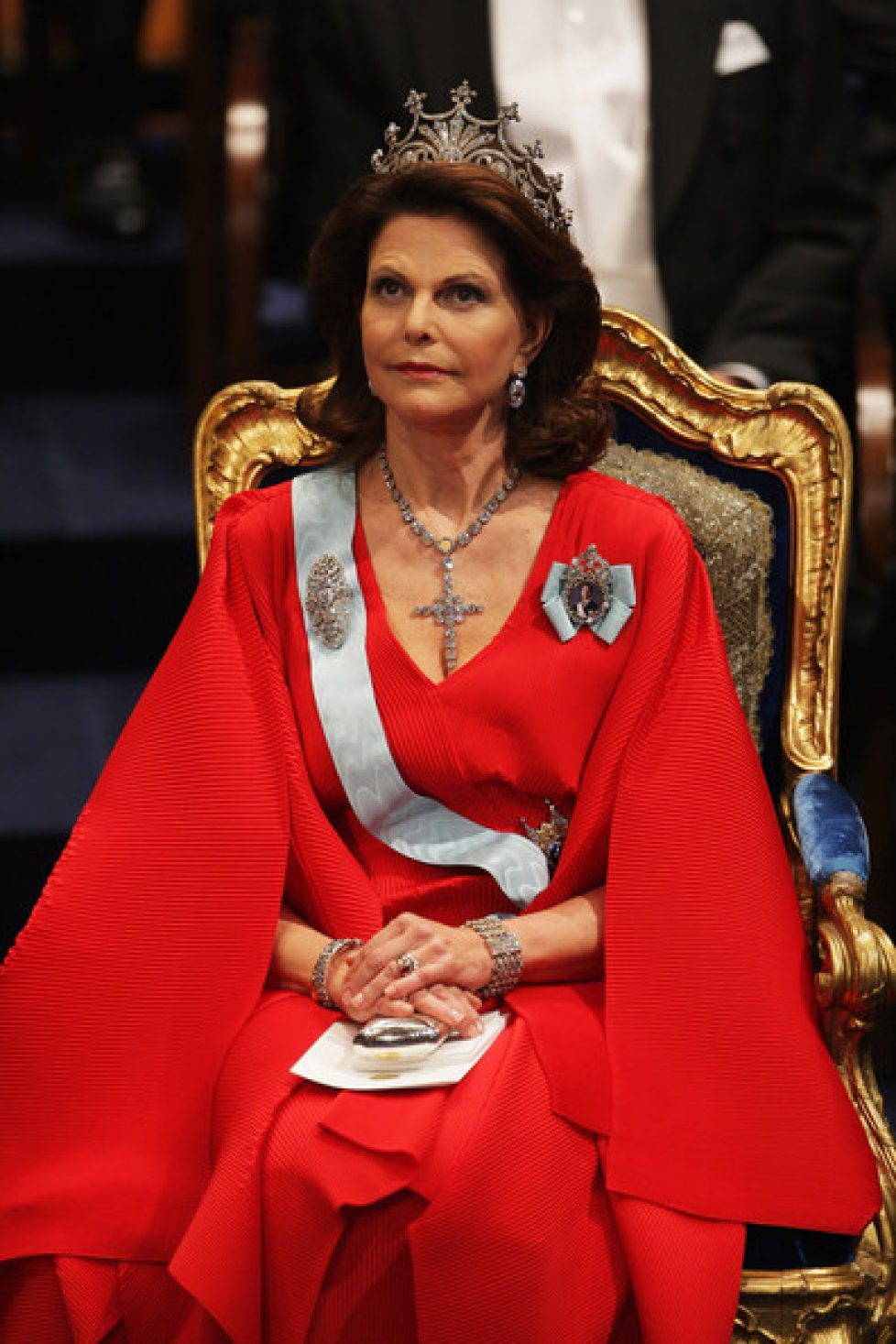 Queen+Silvia+Nobel+Foundation+Prize+2007+Awards+oCcx-Z1Lszol