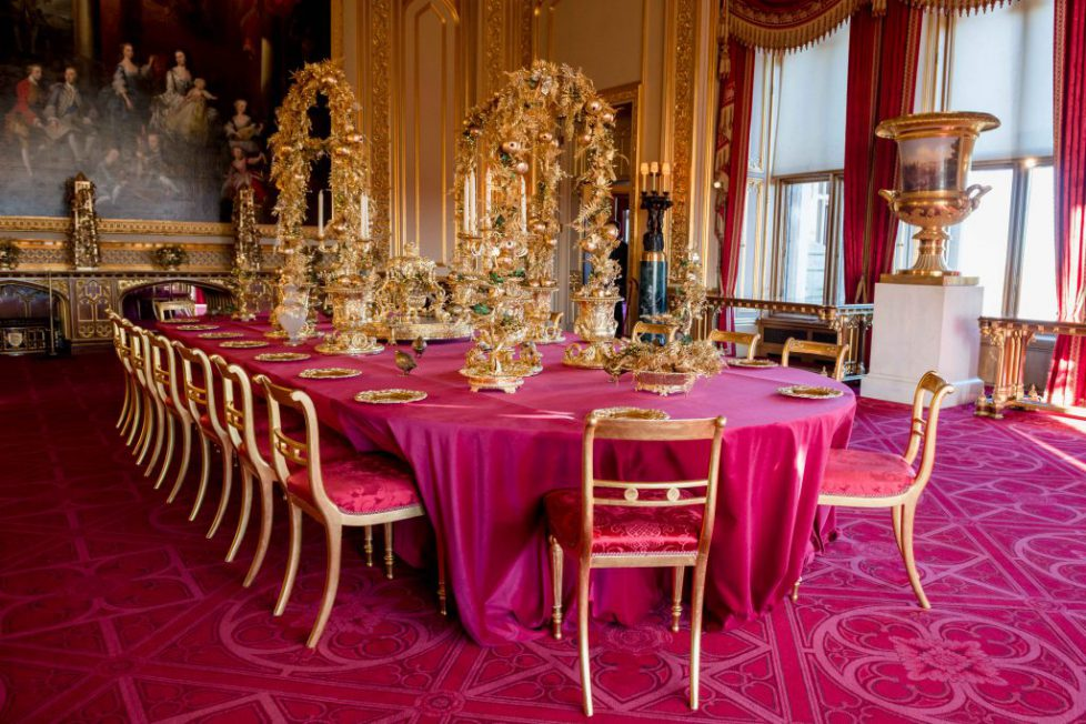 Windsor Castle Christmas 2017
