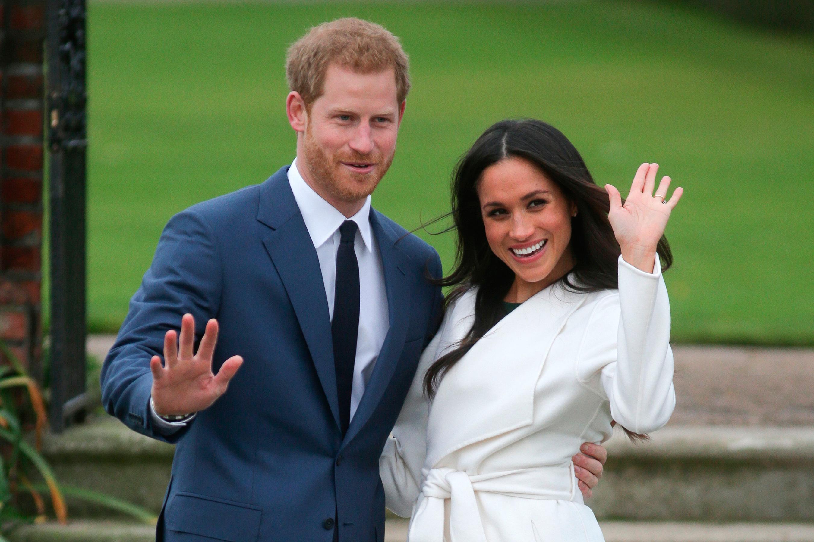 Mariage princier à Windsor  19 mai 2018