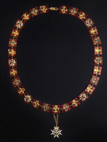 expédition gratuite obtenir de nouveaux site autorisé Vente à Paris d'un collier de l'ordre du Saint-Esprit ...