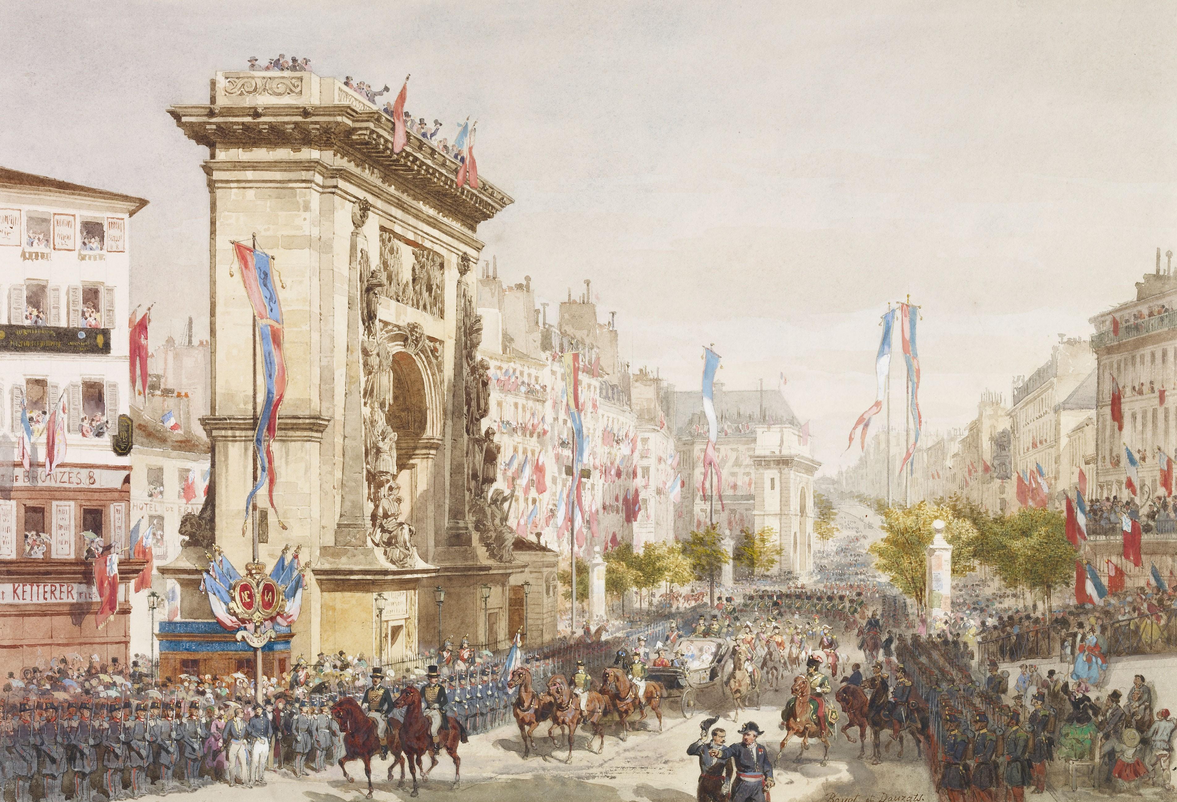 920059_Queen Victoria in Paris_Bowes Museum