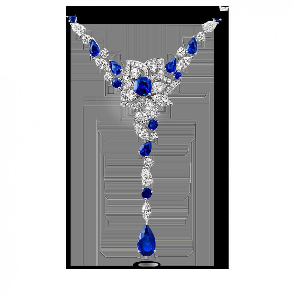 Graff_Peony-Necklace_sapphire-and-diamond_RGN475