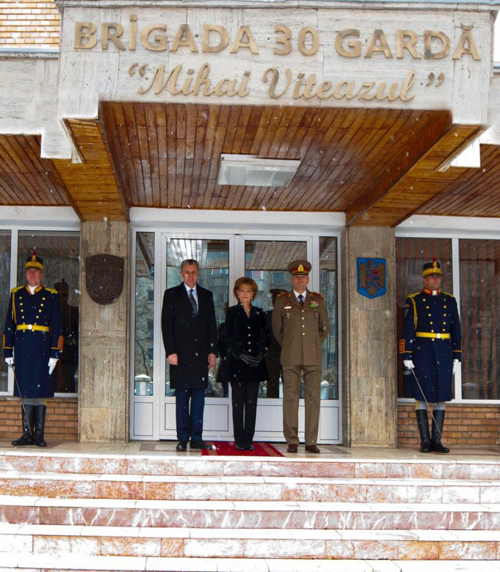 Vizita-Majestatii-Sale-Margareta-la-Brigada-30-Garda-Mihai-VIteazul-Bucuresti-15-ianuarie-2018-©Daniel-Angelescu-C