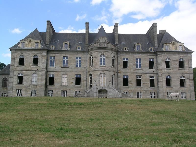 Vente du ch teau de robien noblesse royaut s - Chateau de mike le chevalier ...
