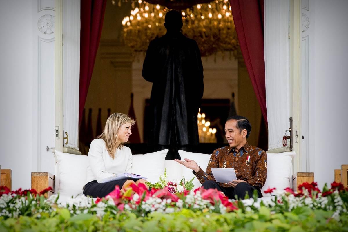 koningin-maxima-bezoekt-president-widodo