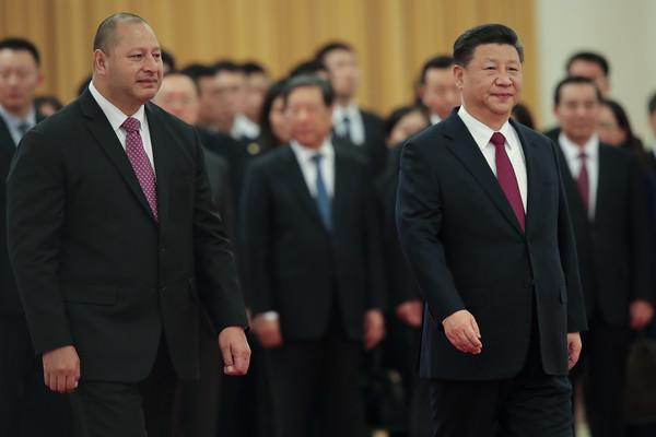 King+Tonga+Toupu+VI+Visits+China+Fc-JzwdZhVtl