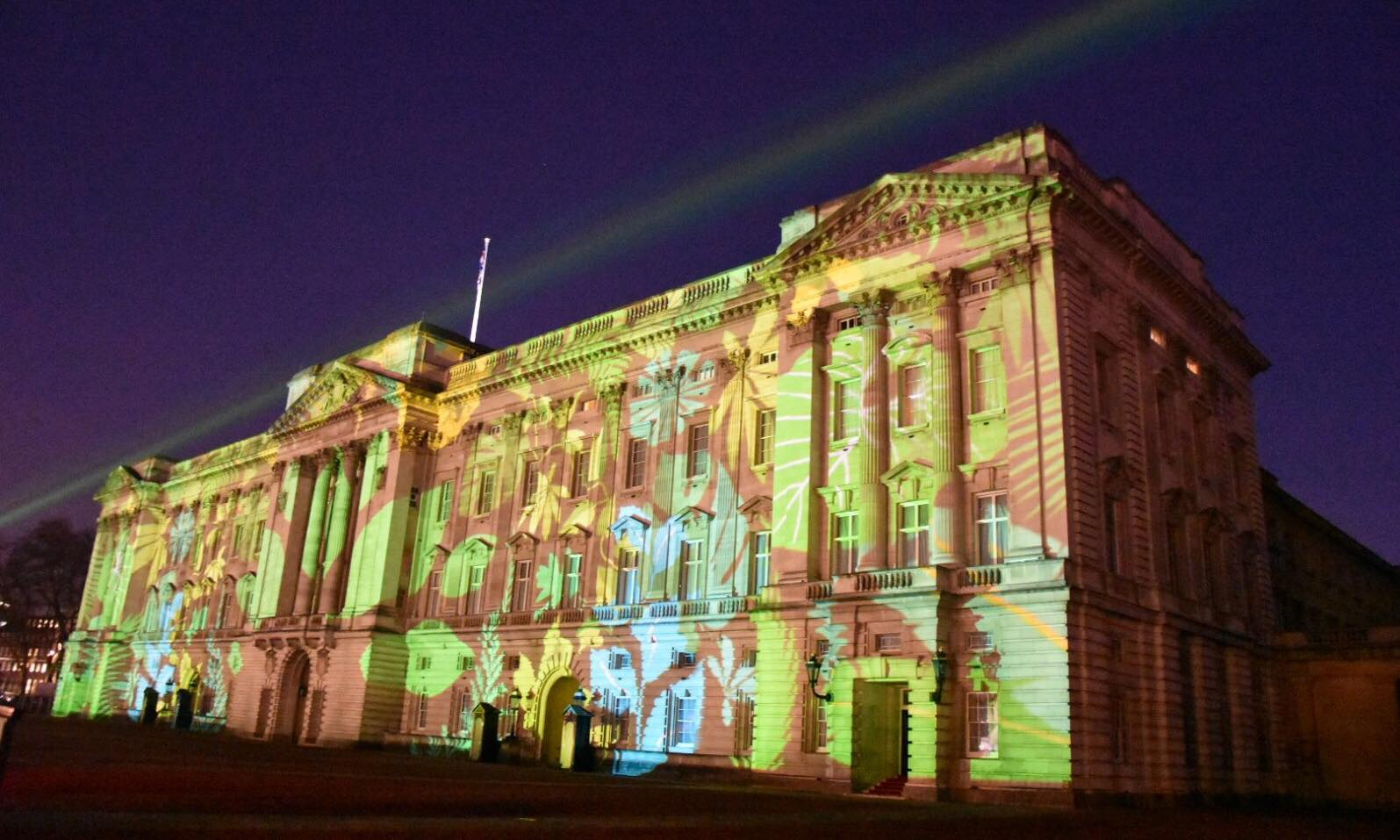 Illumination de facade