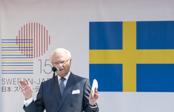 King+Carl+Gustav+Queen+Silvia+Sweden+Visit+itCg0KYJL-Tl