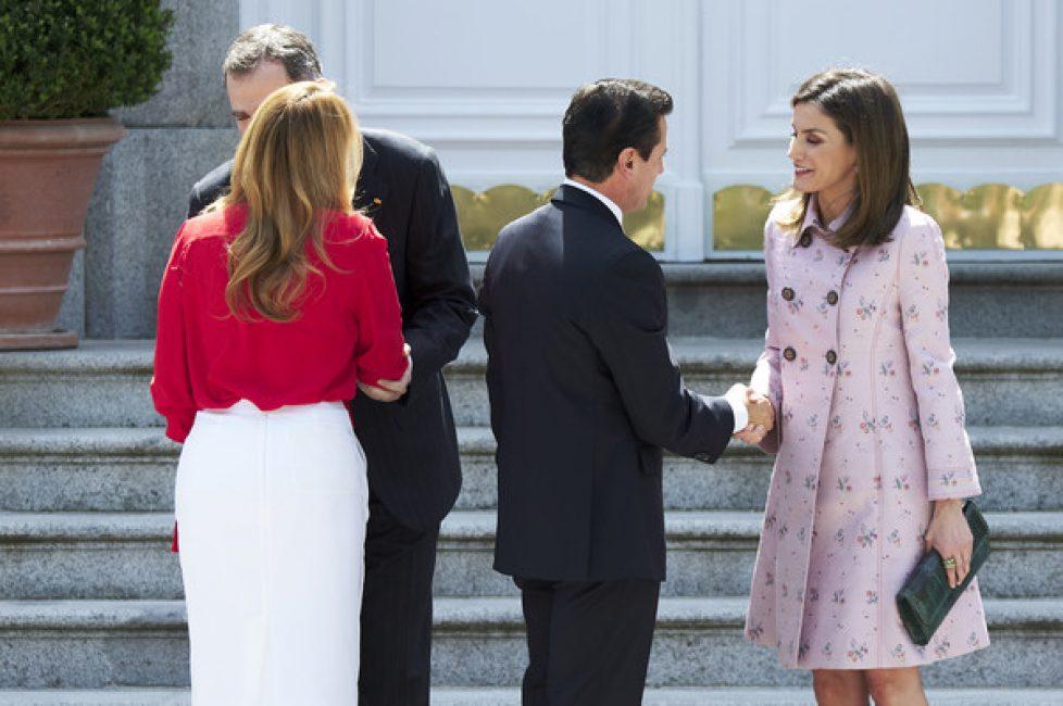 Spanish+Royals+Host+Lunch+President+Mexico+MRfTFHWLa-Wl
