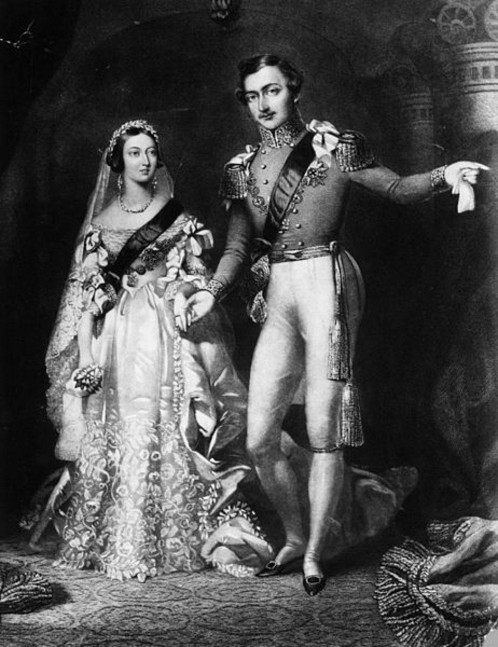 Wedding of Victoria and Albert -