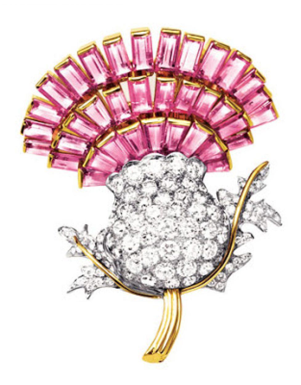 duchess windsor-cartier brooch