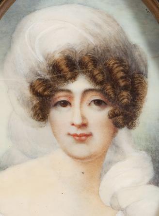1 - Marie Walewska par Isabey