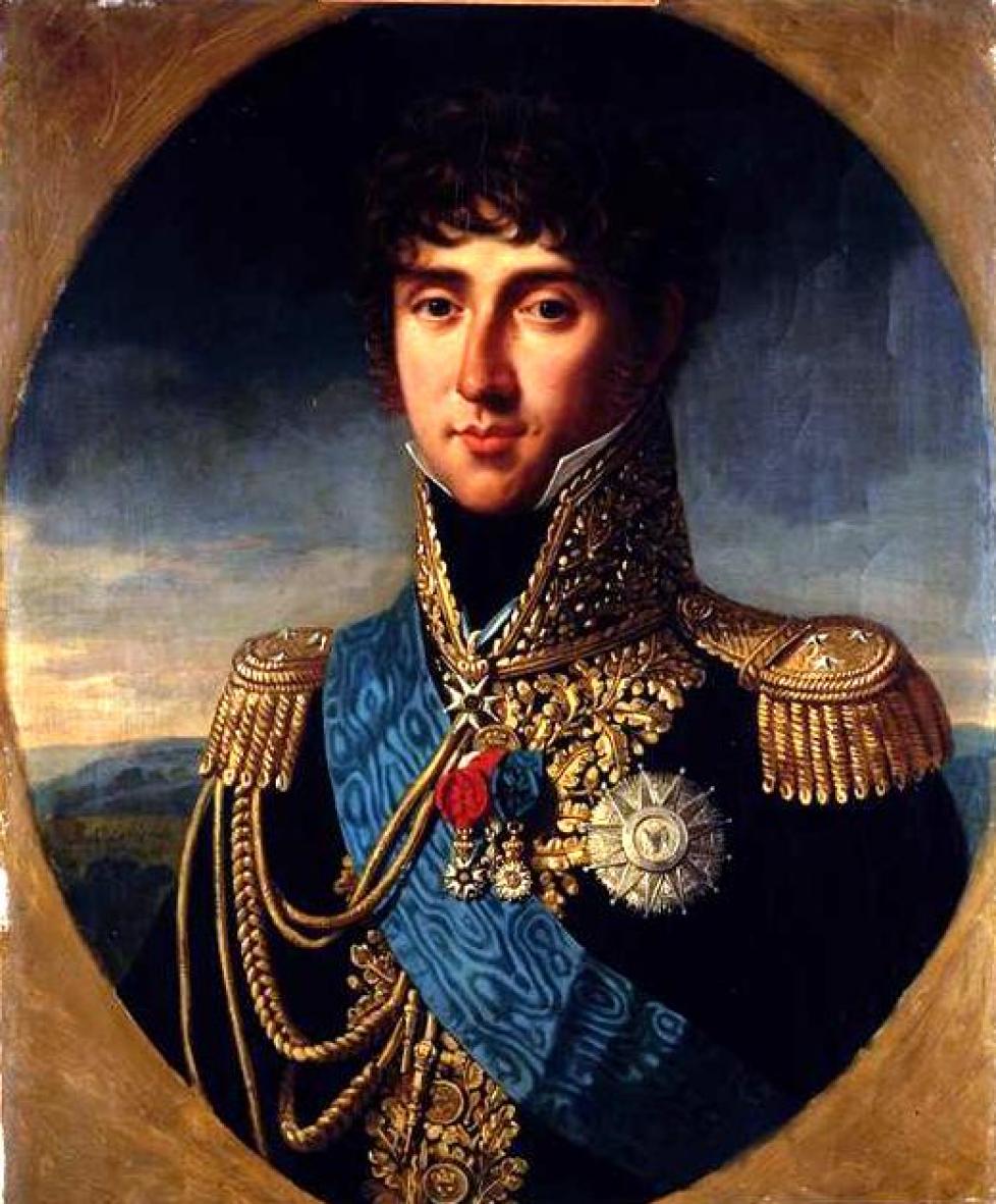1 - Philippe Antoine d'Ornano